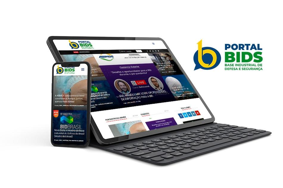 Portfólio Portal da BIDS